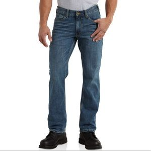 Carharrt Loose Straight Fit Jeans 34 x 32
